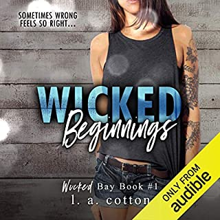 Wicked Beginnings cover art