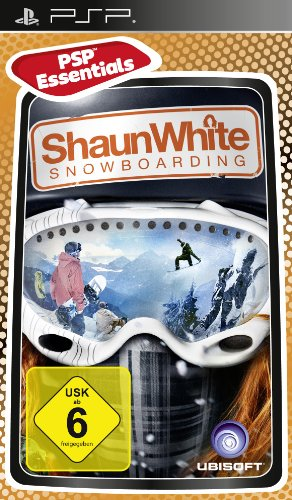 Shaun White Snowboarding [Essentials]