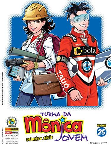 Turma Da Mônica Jovem: Primeira Série Vol. 25