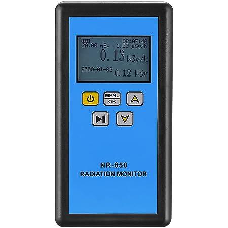 S SMAUTOP ガイガーカウンター 放射線測定器 放射能空間線量計β線 γ線 X線核放射線測定(NR-850)