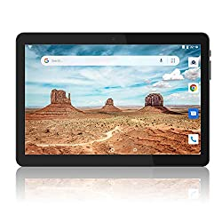 cheap 10 inch tablet, Android 8.1 tablet PC, 16 GB, 5G WiFi and dual cameras, GPS, Bluetooth, 1280 x 800 …