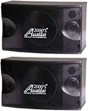 "$179 » Sponsored Ad - Audio2000'S ASP5210X2 Dual-Pack 10"" 2-Way Loud Speakers (Pair)"