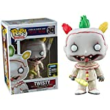 QToys Funko Pop! TV: American Horror Story #243 Twisty Exclusive Limited Edition Chibi...