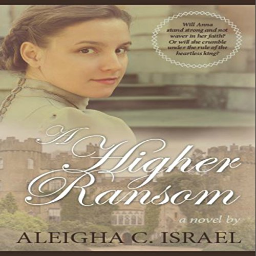 A Higher Ransom audiobook cover art