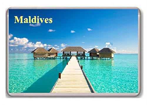 Photosiotas Maldives/fridge magnet.!!!! - Calamita da frigo
