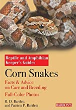 Corn Snakes (Reptile and Amphibian Keeper's Guides)