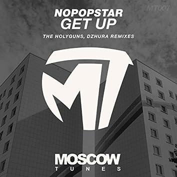 Get Up (The HolyGuns, Dzhura remixes)