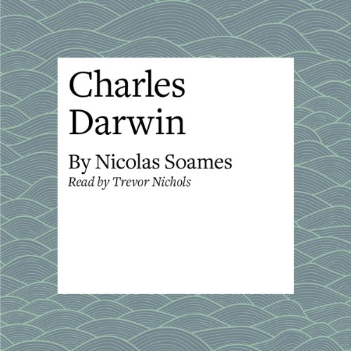Charles Darwin audiobook cover art