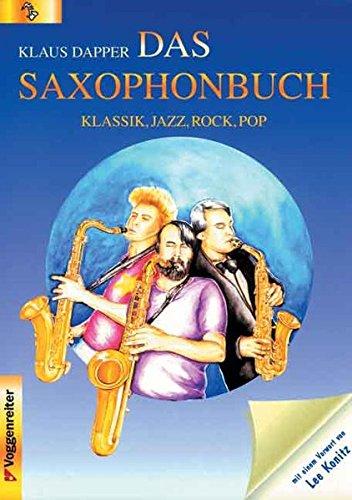 Das Saxophonbuch, Tl.1