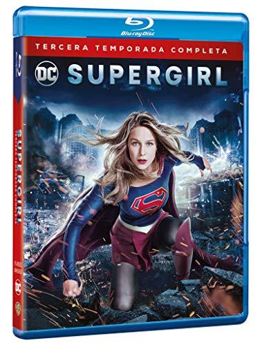 Supergirl Temporada 3 Blu-Ray Blu-ray