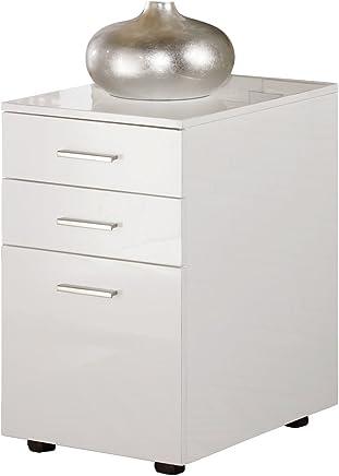 Ashley Furniture Signature Design - Baraga File Cabinet - 2 Drawers/1 Letter-Size File Drawer - Contemporary - White