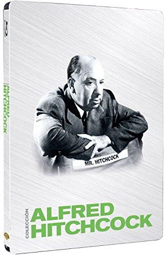 Pack Alfred Hitchcock 3 Steelbook Blu-Ray [Blu-ray]
