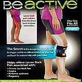 Punto de presión SHHL Beactive smsbm dolor de espalda acupresion nervio ciático ser activa Codo Rodilla pierna almohadillas