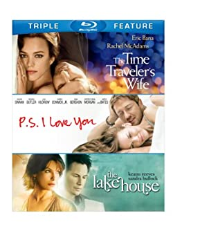 Time Traveler s Wife The / P S I Love You / Lake House The  BD   3FE  [Blu-ray]