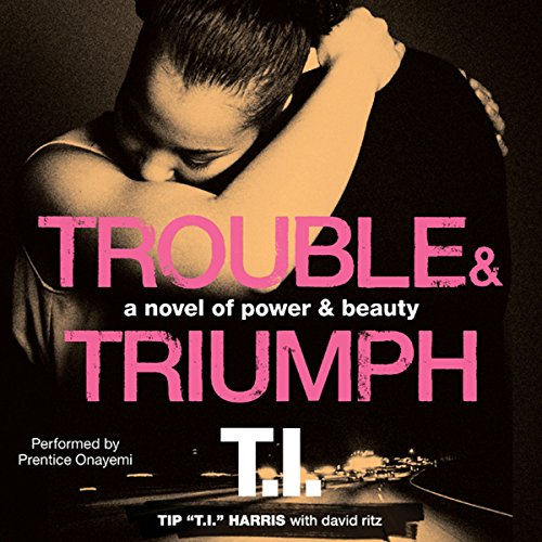 Trouble & Triumph audiobook cover art