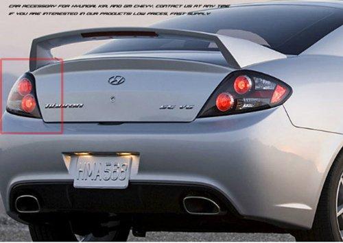 Hyundai Motors Genuine Rear Tail Light Lamp Assembly LH 1-pc Set For 2007 2008 Hyundai Tiburon Coupe
