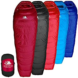 Mummy Sleeping Bag For Big & Tall People