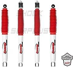 """Rancho RS5000X Shocks Front Pair for 01-10 Chev Silverado 2500 HD w//1-2.5/"""" lift"""