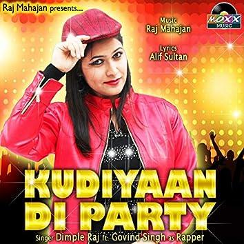 Kudiyaan Di Party (feat. Govind Singh)