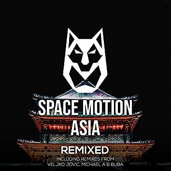 Asia [The Remixes]