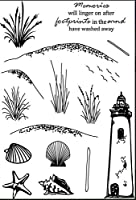 Lighthouse Transparent Clear Stamps for DIY Scrapbooking/Card Making/Kids Christmas Fun Decoration Supplies ST0013