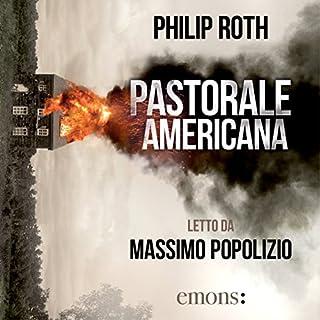 Pastorale americana copertina
