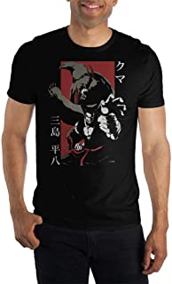 Tekken Mens Gaming Shirt Character Feature Tekken TShirt