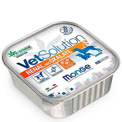 Monge Vetsolution Cane Renal/Oxalate Umido 12 x 150 Gr.