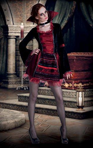Boland 79054 Costume Vampira Adulto Vampire Empress, Taglia 36-38
