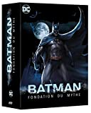 Batman Fondation du mythe : The Dark Knight 1 & 2 + Year One + The Killing Joke - DVD - DC COMICS