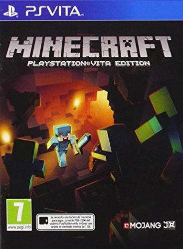 Minecraft - Edición Estándar, PlayStation Vita, Disco, Versión 120