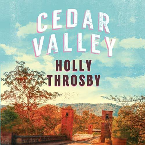 Cedar Valley audiobook cover art