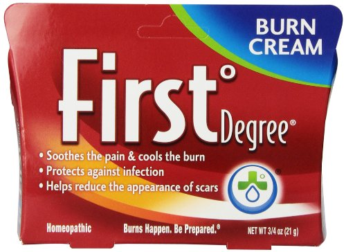 First Degree Therapeutic Burn Cream, 0.75-Ounces Tubes (Pack of 4)