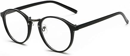 9a1a317ddaa Lasree Work Use Prescription Glasses Full Rims Nearsighted Myopia Everyday  Use Mens Womens Fashion Distance Glasses