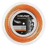 HEAD Unisex-Erwachsene RIP Control Rolle Tennis-Saite, orange, 17