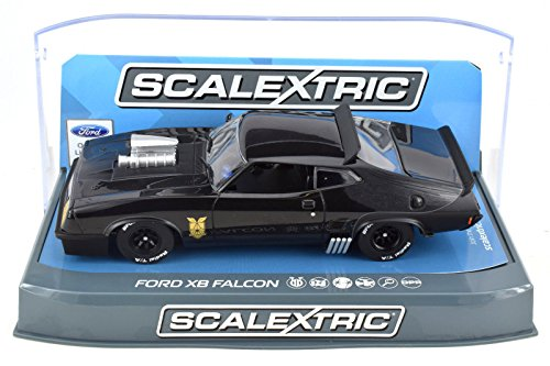 500003697 – Scalextric 1: 32 Ford XC Falcon – mm Negro