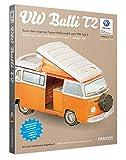 VW Bulli T2 | VW-Bulli-Papier-Bausatz mit Begleitbuch