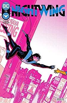 Nightwing (2016-) #79 by [Tom Taylor, Rafael Grassetti, Bruno Redondo, Adriano Lucas]