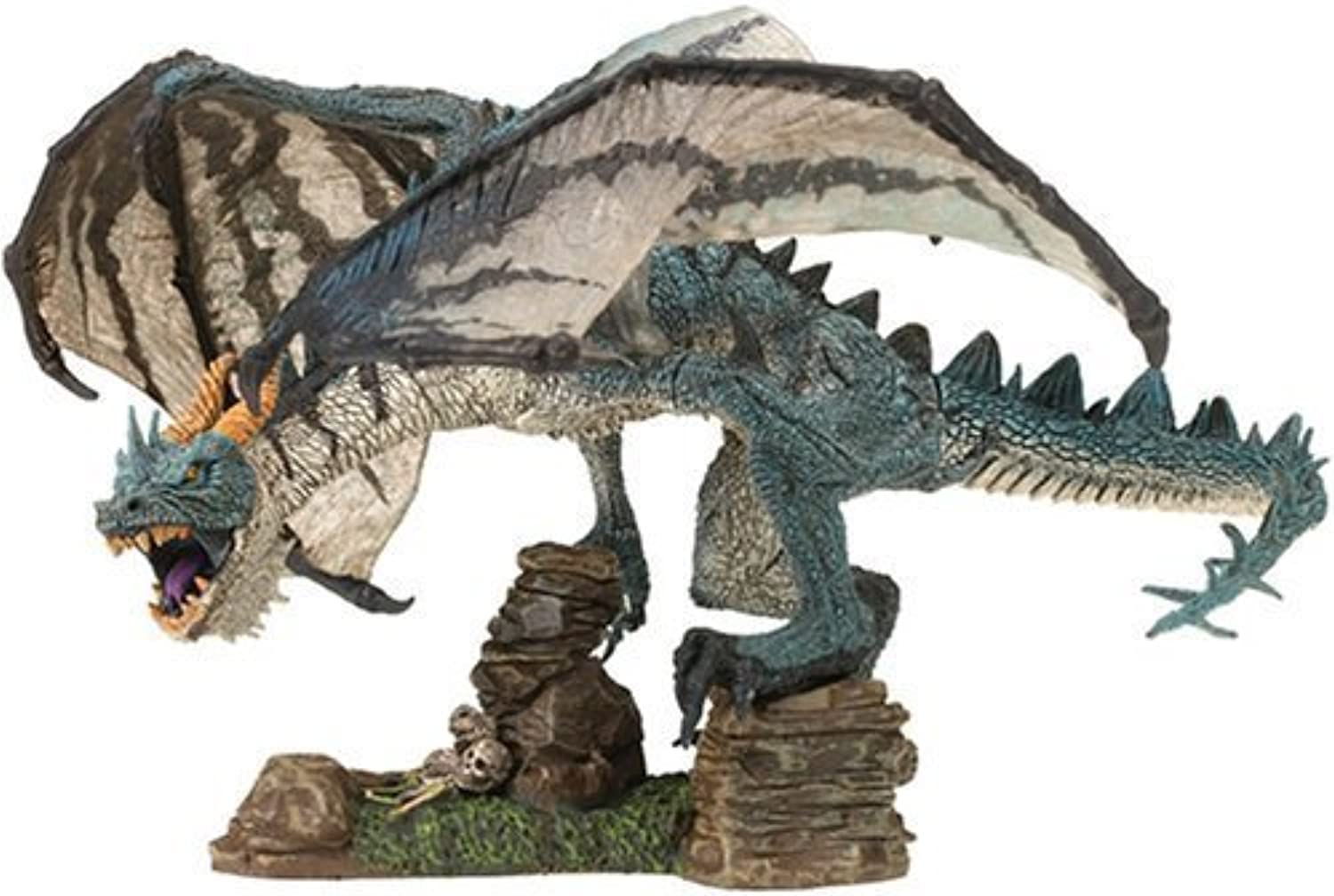 McFarlane Dragons Series 1Komodo Clan Aktion steht by McFarlane Toys