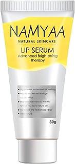 Namyaa Natural Lip Serum/Balm/Lightener/Moisturizer For Lip Lightening/Brightening/Toning/Moisturizing, 30 g