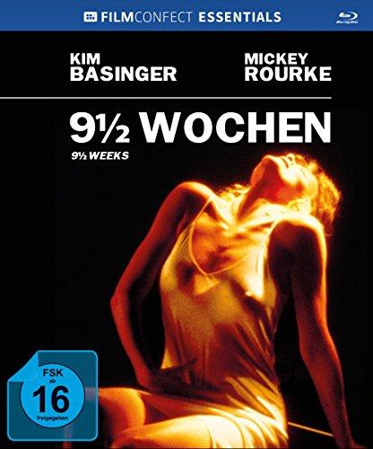 9 1/2 Wochen (Mediabook + Original Film Plakat) [Blu-ray]