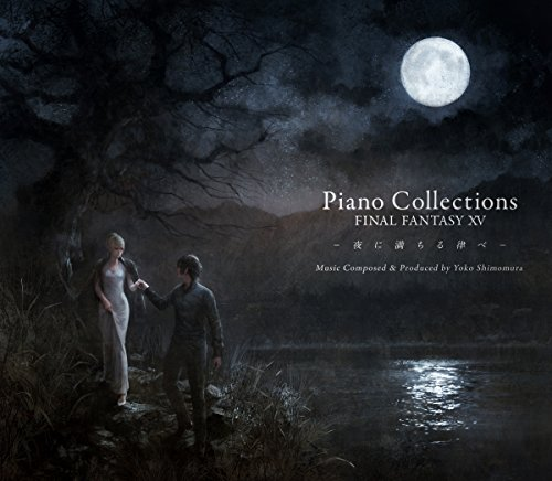 Piano Collections - FINAL FANTASY XV: Moonlit Melodies