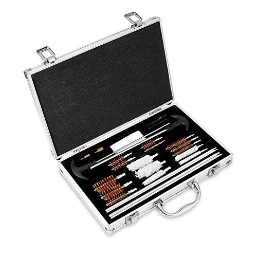 CDIYTOOL Universal Gun Cleaning Kit Rifle Handgun Shotgun Pistol Cleaning...