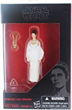 Star Wars, 2015 The Black Series, Princess Leia Organa [A New Hope] Exclusive Action Figure, 3.75 Inches