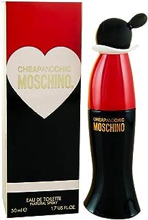 Cheap & Chic By Moschino For Women. Eau De Toilette Spray 1.7 Ounces