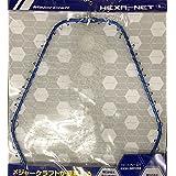 メジャークラフト ランディングネット ヘキサネット M 1ピース ネット付き 玉網枠 ブルー MCHN-1M/BL