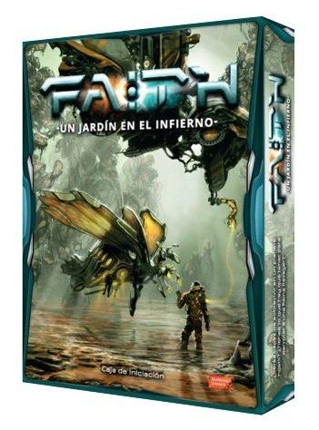 Fantasy Flight Games - Juego de rol Faith: Un jardín en el infierno: Amazon.es: Juguetes y juegos