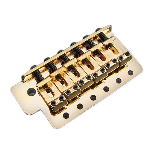 Fender Vintage-Style Strat Bridge Assembly with 2-3/16-Inch Spacing