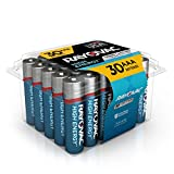 Rayovac AAA Batteries, Alkaline Triple A Batteries (30 Battery Count)