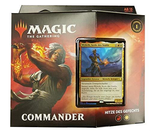 Magic The Gathering MTG - Commander Legenden Hitze des Gefechts DE